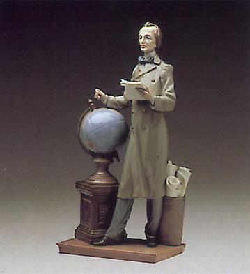 Professor Lladro Figurine