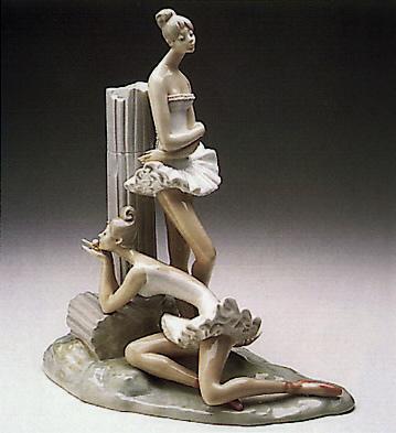 Profound Contemplation Lladro Figurine