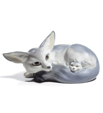 Protective Instinct Lladro Figurine
