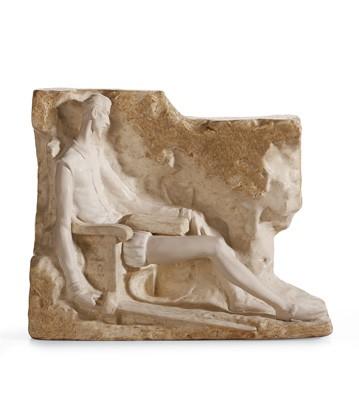 Quixote Mural Lladro Figurine