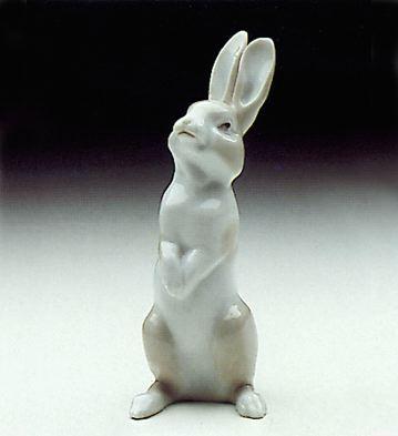 Rabbit Standing Lladro Figurine