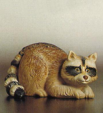 Raccoon Lladro Figurine