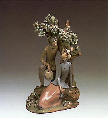 Re-encounter Lladro Figurine