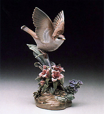Ready To Fly Lladro Figurine