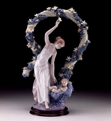 Rebirth Lladro Figurine