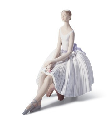 Refinement Lladro Figurine
