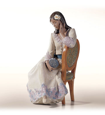 Reflections Of Beauty Lladro Figurine