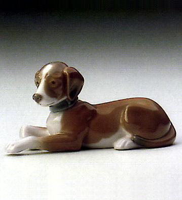 Relaxing Lladro Figurine