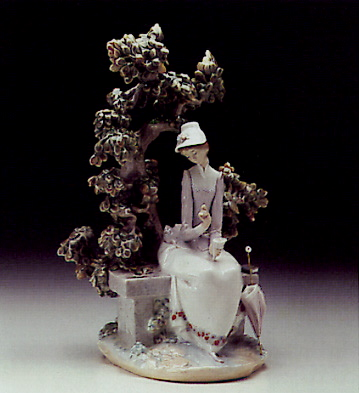 Reminiscing Lladro Figurine