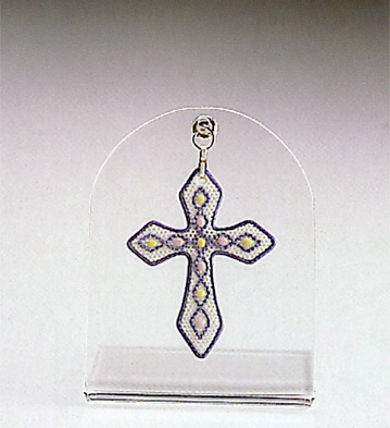Renaissance Cross N.9 Lladro Figurine