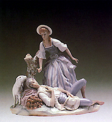 Rest In The Country Lladro Figurine