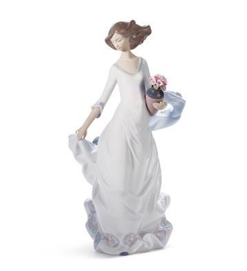 Reverie Moment Lladro Figurine