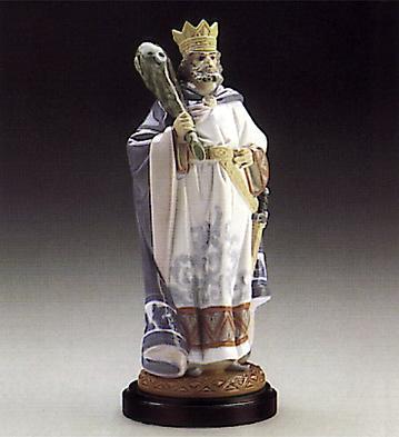 Rey De Bastos (l.e.) (b) Lladro Figurine