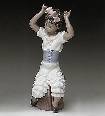 Rhumba Lladro Figurine