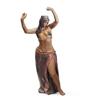 Rhythm Of The East I Lladro Figurine