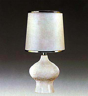 Rialto Lamp White Lladro Figurine