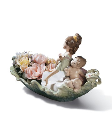 River Of Dreams Lladro Figurine