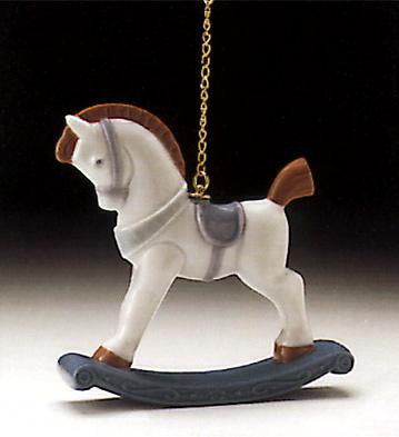 Rocking Horse Lladro Figurine