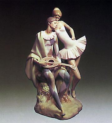 Romance Lladro Figurine