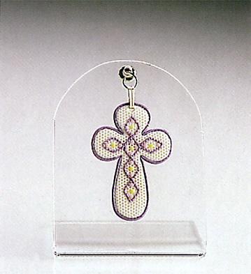 Romantic Cross N.7 Lladro Figurine