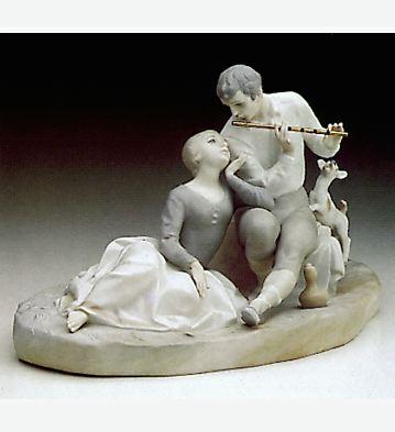 Romantic Serenade Lladro Figurine