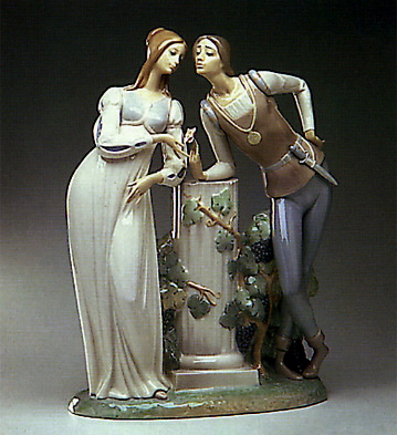 Romeo And Juliet Lladro Figurine