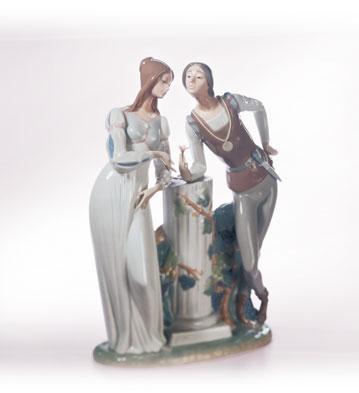 Romeo And Juliet Lladro Figurine