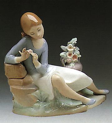 Rosalinda Lladro Figurine
