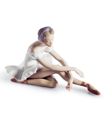 Rose Ballet Lladro Figurine