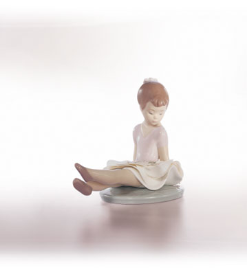 Rosy Posey Lladro Figurine