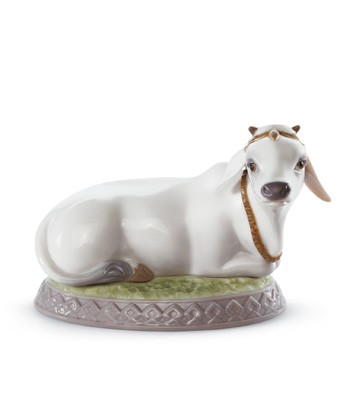Sacred Cow Lladro Figurine