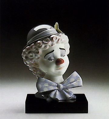 Sad Clown (b) Lladro Figurine
