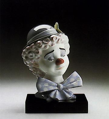 Sad Clown (b) Lladro Figurine
