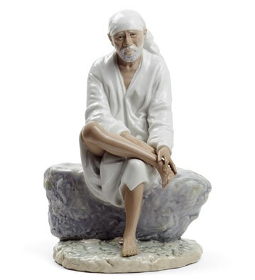 Sai Baba Lladro Figurine