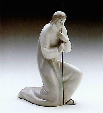 Sain Joseph Lladro Figurine