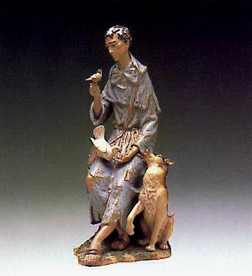 Saint Francis Lladro Figurine