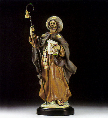Saint James The Apostle Lladro Figurine