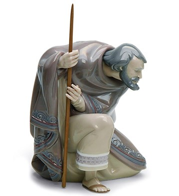 Saint Joseph Lladro Figurine