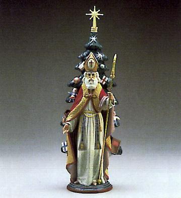 Saint Nicholas Lladro Figurine