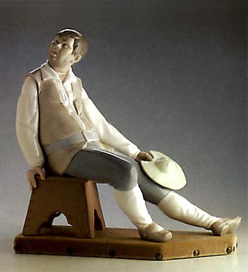 Sancho Panza -b- Lladro Figurine
