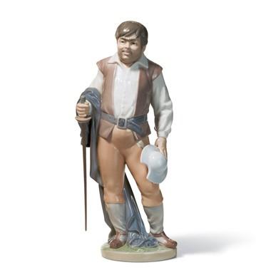 Sancho Lladro Figurine
