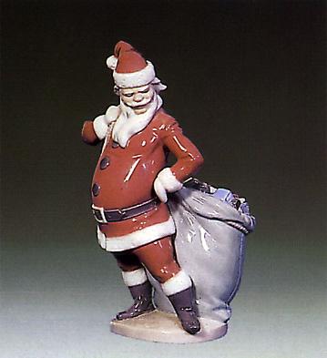 Santa Claus Lladro Figurine