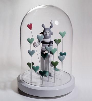 Scene 1: Lover's Garden Lladro Figurine