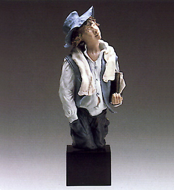 School Boy (b) Lladro Figurine