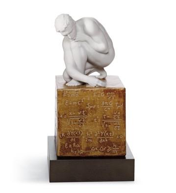 Scientia Lladro Figurine