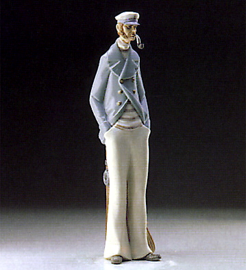 Sea Captain Lladro Figurine