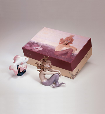 Sea Legend Lladro Figurine