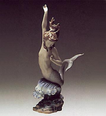 Seamaid Lladro Figurine