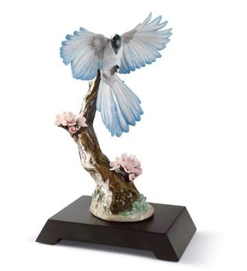 Season In Bloom - Bird Lladro Figurine