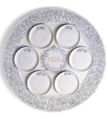 Seder Plate Lladro Figurine